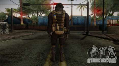 Modern Warfare 2 Skin 3 для GTA San Andreas второй скриншот