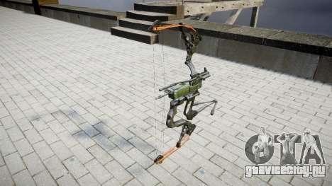 Лук -Хищник- для GTA 4 второй скриншот
