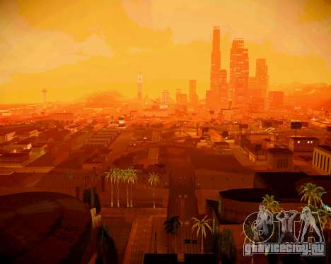 Super ENB для слабых и средних ПК для GTA San Andreas