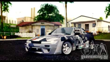 Nissan Silvia S13 Fail Crew v2 для GTA San Andreas