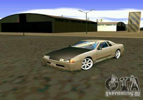 Elegy Restyle для GTA San Andreas