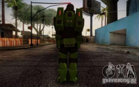 Space Ranger from GTA 5 v3 для GTA San Andreas второй скриншот
