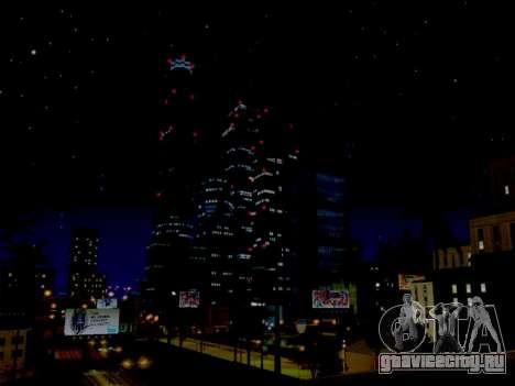 Jundo ENB Series для GTA San Andreas четвёртый скриншот