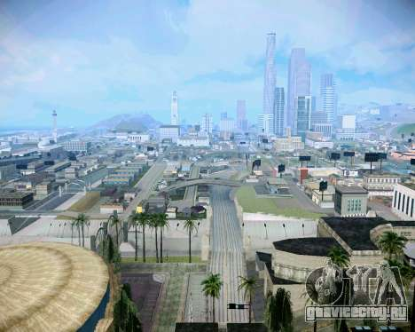 Super ENB для слабых и средних ПК для GTA San Andreas пятый скриншот