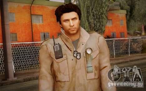 Alex Shepherd From Silent Hill для GTA San Andreas третий скриншот