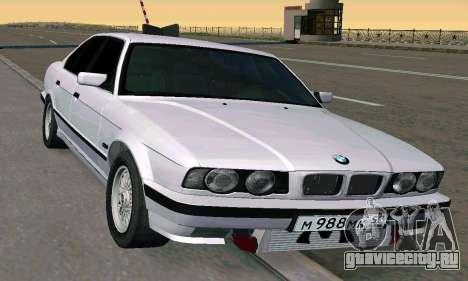 BMW 525 Turbo для GTA San Andreas