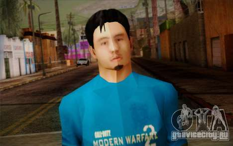 Ginos Ped 10 для GTA San Andreas третий скриншот