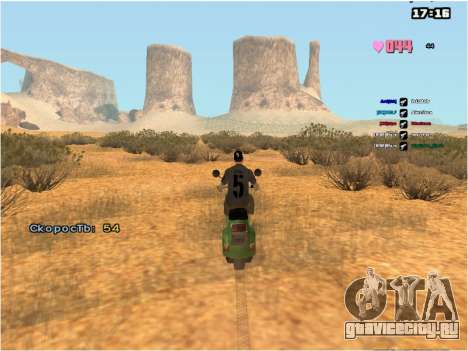 SAMP Fixer для GTA San Andreas второй скриншот