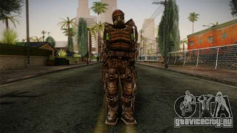 Army Exoskeleton для GTA San Andreas