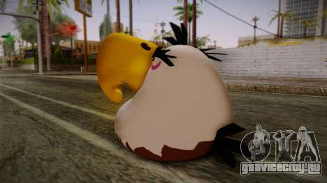 Might Eagle Bird from Angry Birds для GTA San Andreas второй скриншот