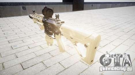 Винтовка AR-15 CQB aimpoint для GTA 4 второй скриншот