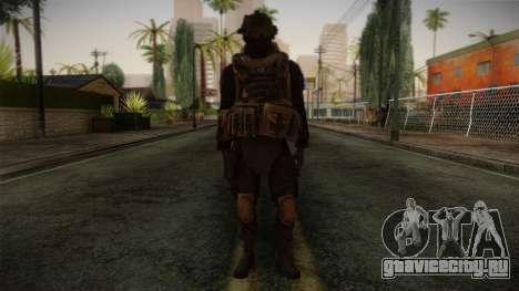 Modern Warfare 2 Skin 3 для GTA San Andreas