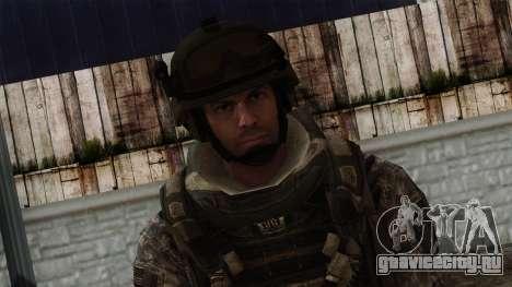 Modern Warfare 2 Skin 7 для GTA San Andreas третий скриншот