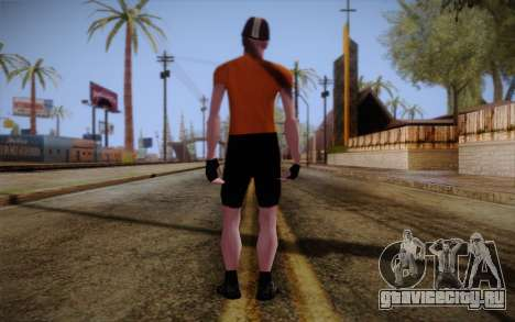 Ginos Ped 48 для GTA San Andreas второй скриншот