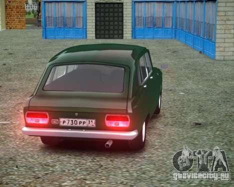 ИЖ 2125 Комби для GTA 4 вид справа