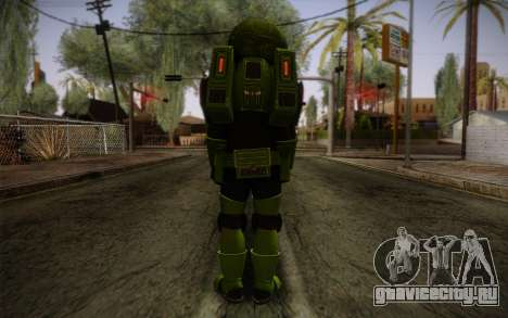Space Ranger from GTA 5 v1 для GTA San Andreas второй скриншот