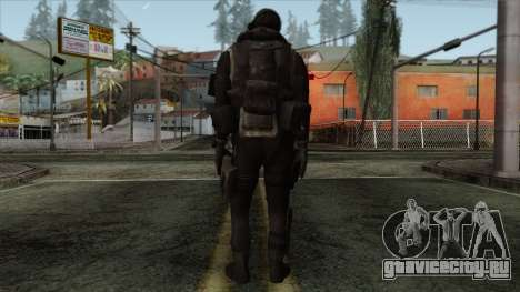 Modern Warfare 2 Skin 14 для GTA San Andreas второй скриншот