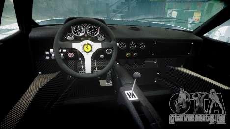 Ferrari F40 1987 [EPM] Sharpie для GTA 4 вид изнутри