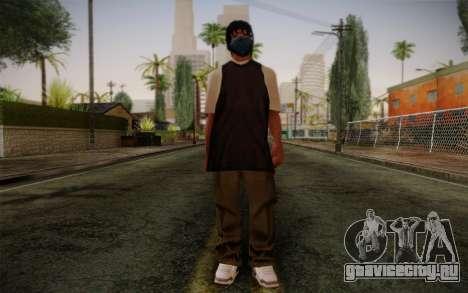 Ginos Ped 2 для GTA San Andreas