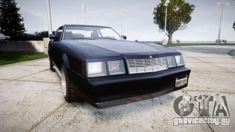 Declasse Sabre Premium для GTA 4