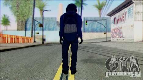 Chinese Pilot from Battlefiled 4 для GTA San Andreas второй скриншот