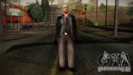 GTA San Andreas Beta Skin 14 для GTA San Andreas