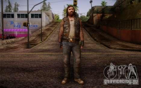 Francis from Left 4 Dead Beta для GTA San Andreas