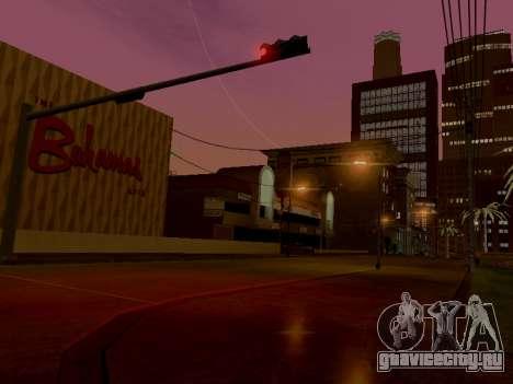 Jundo ENB Series V0.1 для слабых ПК для GTA San Andreas шестой скриншот