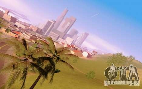 Krevetka Graphics v1.0 для GTA San Andreas шестой скриншот