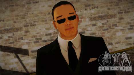 Gedimas Hideki Skin HD для GTA San Andreas третий скриншот