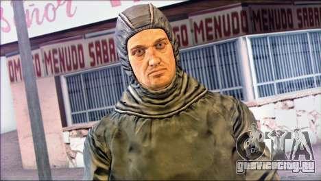 Outlast Skin 5 для GTA San Andreas третий скриншот
