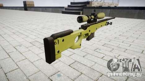 Снайперская винтовка AWP для GTA 4 второй скриншот