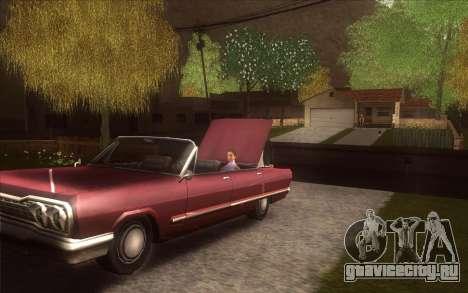 Оживление деревни Диллимур для GTA San Andreas шестой скриншот