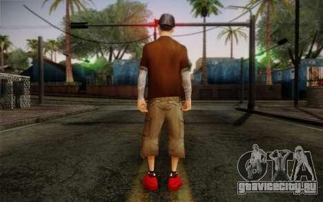 Ginos Ped 22 для GTA San Andreas второй скриншот
