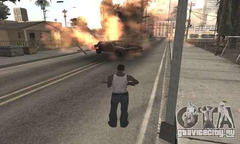 Color Mod для GTA San Andreas третий скриншот