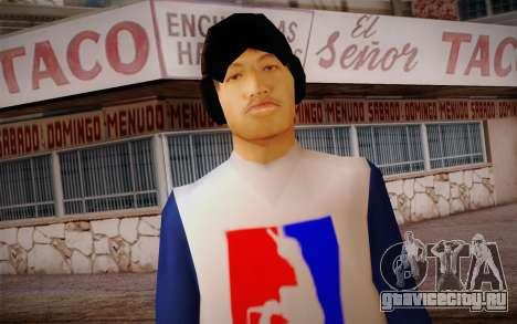 Ginos Ped 17 для GTA San Andreas третий скриншот