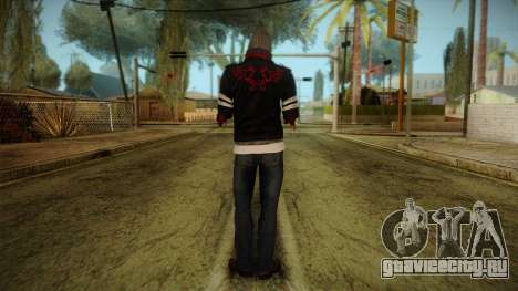Alex Cutted Arms from Prototype 2 для GTA San Andreas второй скриншот