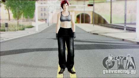 Mila from Dead of Alive v1 для GTA San Andreas