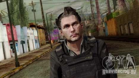 Modern Warfare 2 Skin 21 для GTA San Andreas третий скриншот