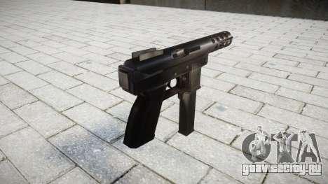 Самозарядный пистолет Intratec TEC-DC9 для GTA 4 второй скриншот