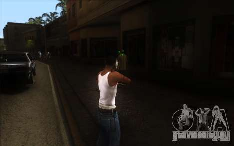 Darky ENB for Low and Medium PC для GTA San Andreas третий скриншот