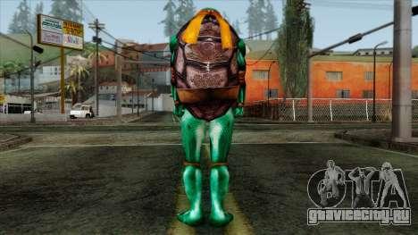Майк (Черепашки Ниндзя) для GTA San Andreas второй скриншот