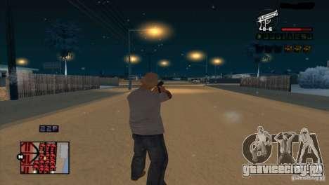 C-HUD Brendi для GTA San Andreas четвёртый скриншот