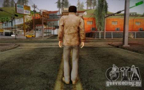 Alex Shepherd From Silent Hill для GTA San Andreas второй скриншот