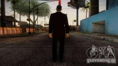 Gedimas Hideki Skin HD для GTA San Andreas второй скриншот