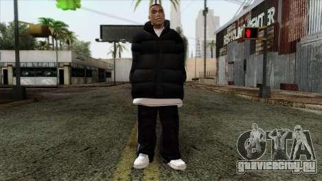 GTA 4 Skin 1 для GTA San Andreas