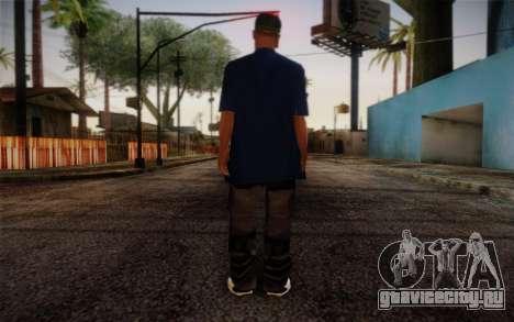 Ginos Ped 43 для GTA San Andreas второй скриншот