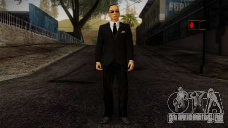 Gedimas Hideki Skin HD для GTA San Andreas