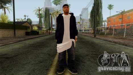 GTA 4 Skin 3 для GTA San Andreas