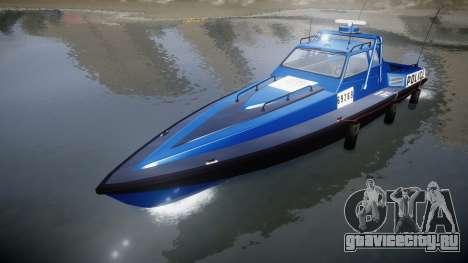 GTA V Police Predator для GTA 4